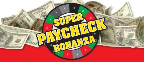 Super Paycheck Bonanza from Station Casinos