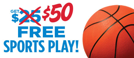 March Madness Sports Connection Promotion at Station Casinos