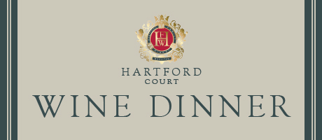 Hartford Court Wine Dinner