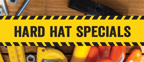 Hard Hat Specials Palace