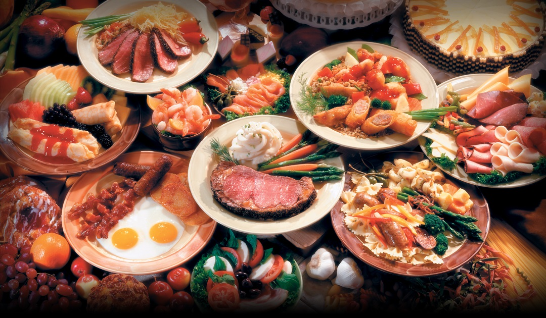 Best Buffet in Vegas - Feast Buffets