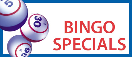 Bingo Specials at Palace Station