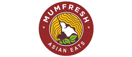 Mumfresh Asian Eats logo