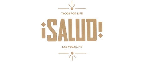 Salud Tacos For Life logo