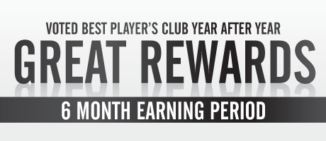 Voted Best Players Club in Las Vegas