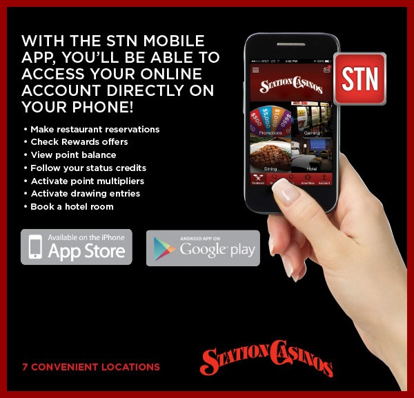 Benefits of the Station Casinos Mobile App